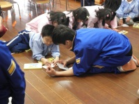 1幼稚園実習